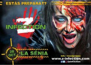 Z-INFECTION @ La Sénia