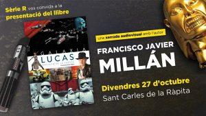 Presentació del llibre «Galaxia Lucas: Más allá de la Fuerza» a La Ràpita @ La Pensió