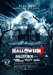 Halloween a La Ràpita @ Pavelló Firal