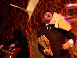 Espectacle teatral amb «Els darrers dies de la Catalunya Republicana» a La Ràpita @ Auditori Sixto Mir
