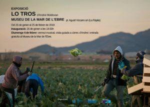 Exposició fotogràfica «Lo Tros» a La Ràpita @ Museu de la Mar de l'Ebre