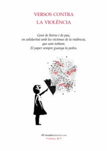 Presentació literària amb «Versos contra la violència» a La Ràpita @ Església Nova