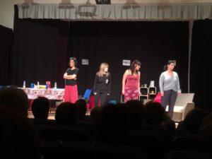 Espectacle teatral amb «No som ningú» a La Ràpita @ Auditori Sixto Mir