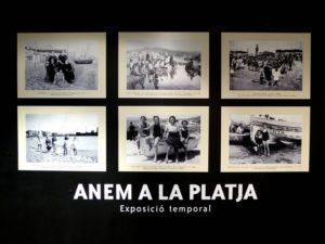 Exposició «Anem a la platja» a La Ràpita @ Museu de la Mar de l'Ebre