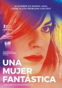 Projecció de «Una mujer fantastica» a La Ràpita @ Auditori Sixto Mir