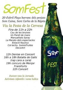 SomFest a La Ràpita @ Plaça Barranc dels Penjats