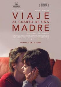 Projecció de «Viaje al cuarto de una madre» a La Ràpita @ Auditori Sixto Mir