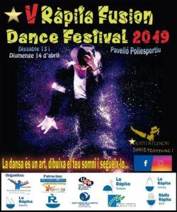 V Ràpita Fusion Dance Festival @ Pavelló Poliesportiu