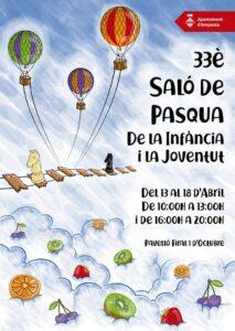 Saló de Pasqua a Amposta @ Pavelló Firal 1 d'octubre