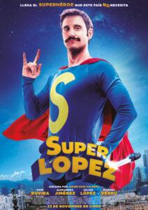 Projecció de «Super Lopez» a La Ràpita @ Auditori Sixto Mir