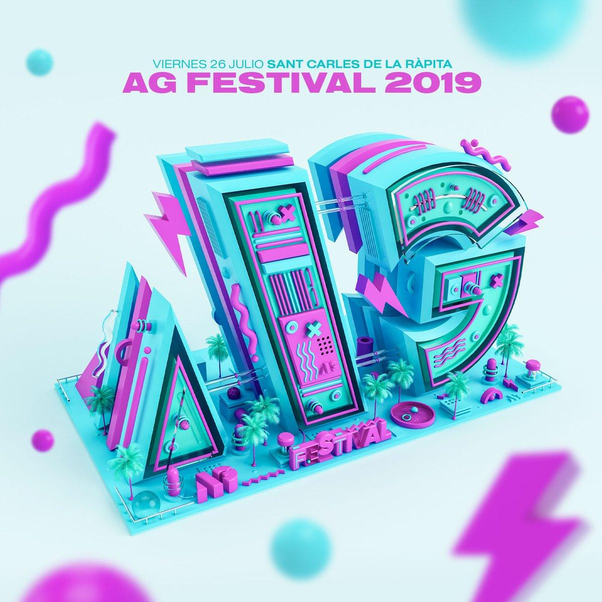 AG Festival a La Ràpita @ Estadi Municipal «La Devesa»