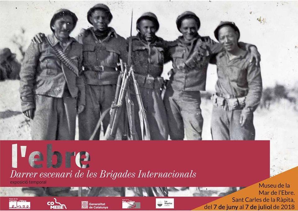 Expo «L'Ebre. Darrer escenari de les brigades interncionals» a La Ràpita @ Museu de la Mar de l'Ebre