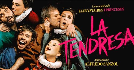 Tarda de teatre amb «La tendresa» a Amposta @ Lira Ampostina