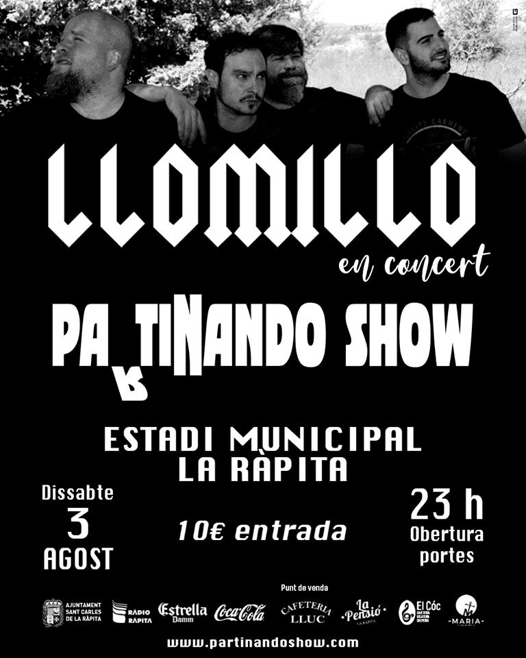 Partinando Show 2019 @ Estadi Mucipal «La Devesa»