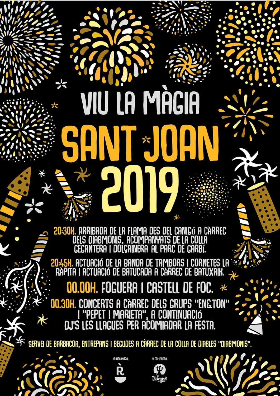Nit màgica de Sant Joan a La Ràpita @ Platja del Parc de Garbí