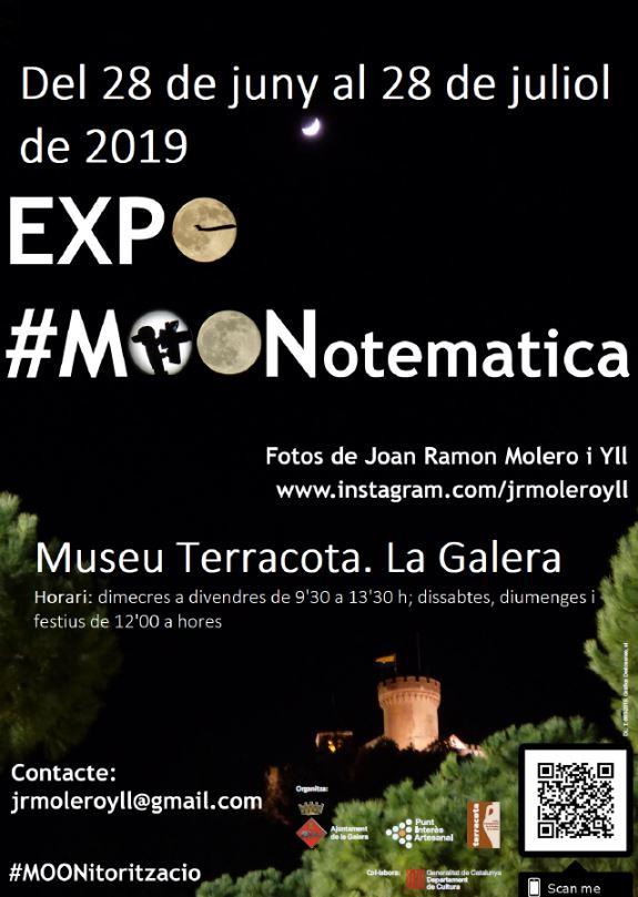 Exposició MOONotematica a la Galera @ Museu Terracota