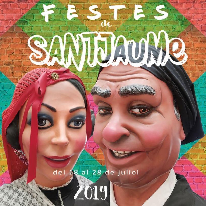 Festes Majors de Sant Jaume d'Enveja @ Diversos emplaçaments
