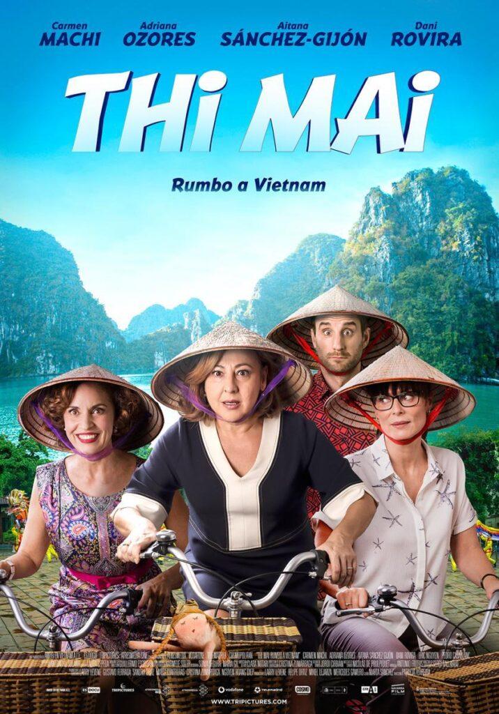 Cinema a la fresca amb «Thi Mai, rumb a Vietnam» a La Ràpita @ Amfiteatre del Parc de Garbí