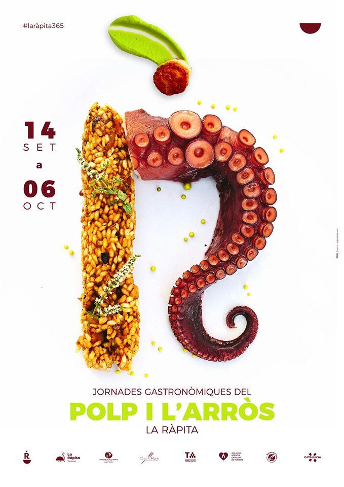 XXIX Jornades Gastronòmiques del Pop i l'Arròs a La Ràpita @ Establiments col·laboradors