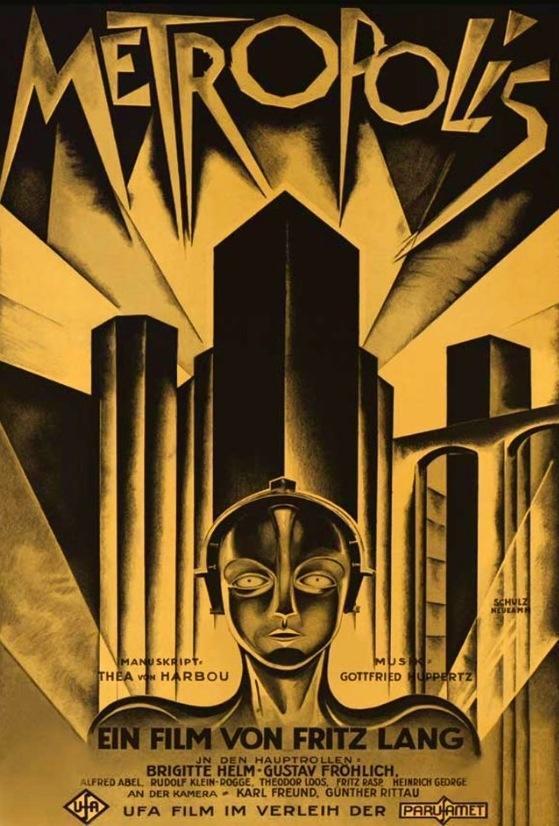 2n aniversari del Cineclub La Ràpita amb la projecció de «Metropolis» musicada per Neuromanter @ Auditori Sixto Mir
