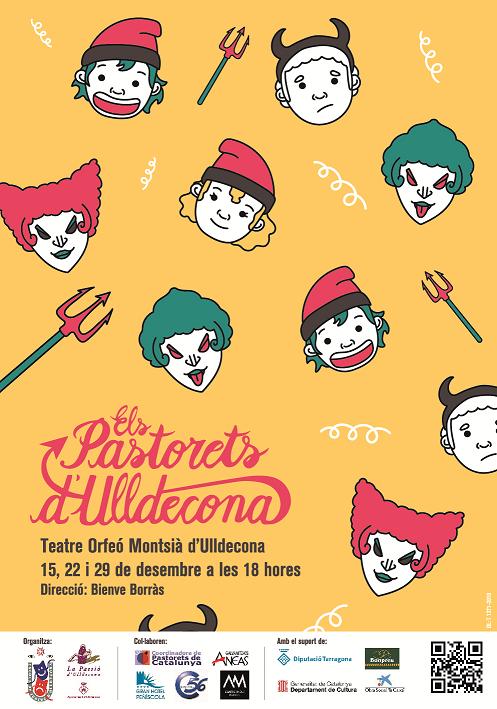 Els Pastorets d'Ulldecona @ Teatre Municipal Orfeó Montsià