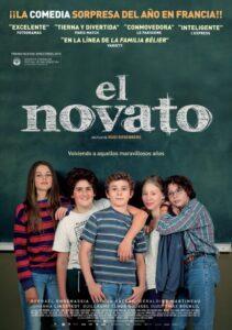 Projecció de «El novato» en VOSE a La Ràpita @ Auditori Sixto Mir