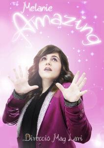 Teatre en família amb «Amazing», la màgia de Melanie a La Ràpita @ Auditori Sixto Mir
