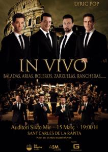 Concert de «In Vivo» de a La Ràpita @ Auditori Sixto Mir