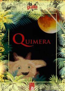 Teatre en família amb «Quimera» a La Ràpita @ Auditori Sixto Mir