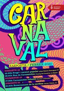 Carnaval a Amposta