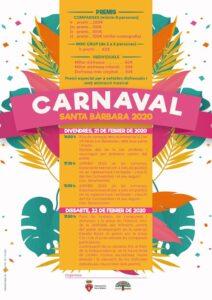 Carnaval a Santa Bàrbara