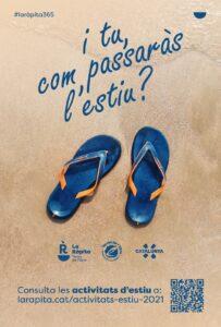 Programació d'activitats d'estiu 2021 - La Ràpita
