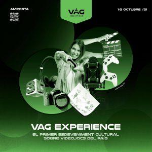 VAG Experience (Video Art Game) @ Amposta