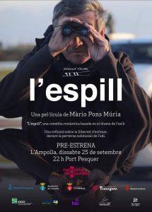 CINEMA - L'espill @ L'Ampolla