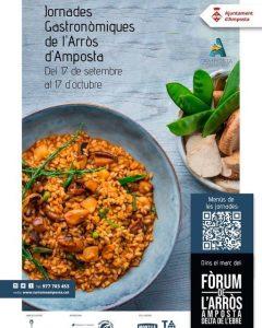 Jornades Gastronòmiques de l'Arròs d'Amposta @ Amposta