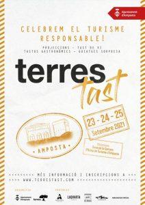 Terres tast - Celebrem el turisme responsable @ Amposta