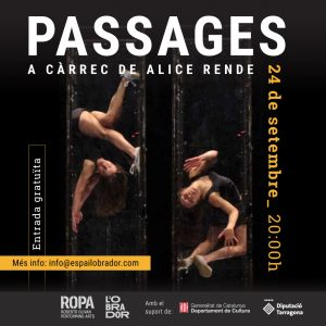 CIRC - Passages @ Deltebre